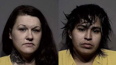 Montana pair arrested with stolen car after stealing merchandise at Hayden Walmart
