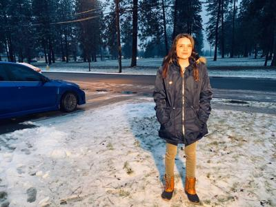 Spokane woman catches man masturbating in front of her home