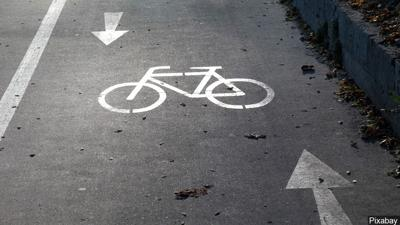 PHOTO: Bike Lane
