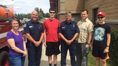 Spokane Valley paramedics perform CPR for 73 minutes, help save teen's life