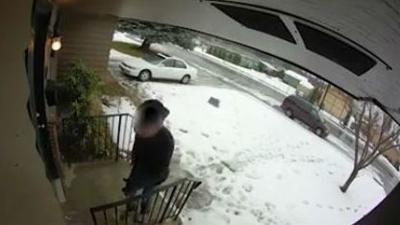Surveillance video of young teens prowling in North Spokane goes viral