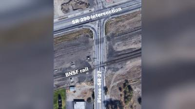 Pines Rd/BNSF Grade Separation Project