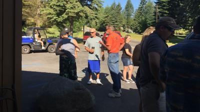 Friends and family of missing Idaho boater continue search