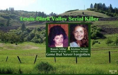 Billboard for Murdered LC Valley Women
