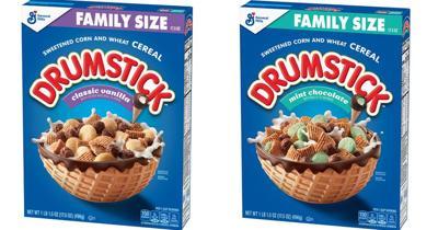 Drumstick cereal