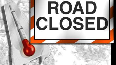 Road Closures Due to Winter Weather