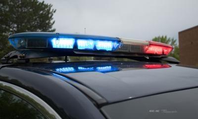 Police lights - Vault photo