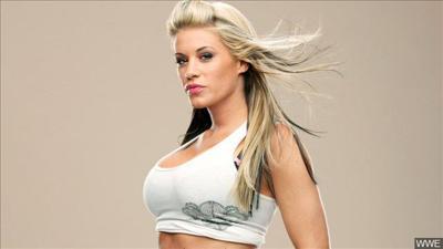 Ashley Massaro WWE