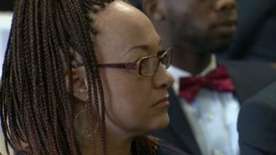 Nkechi Diallo, aka Rachel Dolezal, booked and released from Spokane County Jail
