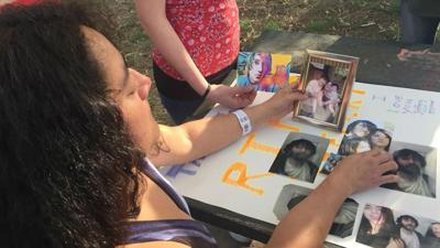 Mother of son killed by drunk driver shares her pain