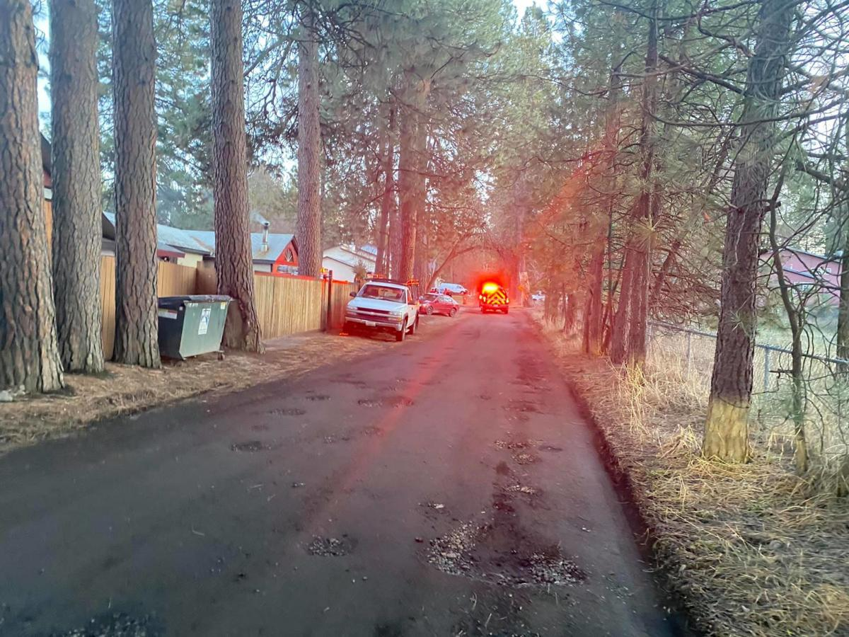 Shooting on Spokane's South Hill 2/14/2020
