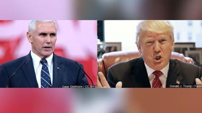 NBC: Donald Trump picks Indiana Gov. Mike Pence as VP running mate