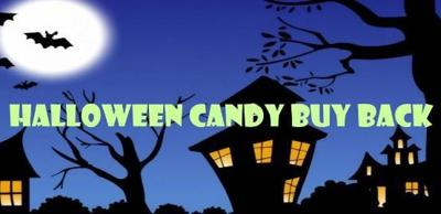 Your kids can earn cash for their Halloween candy! Candy buy backs in our region