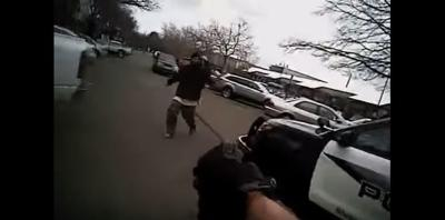Bellingham Police release video of fatal shooting by officer