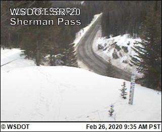 WSDOT Sherman Pass