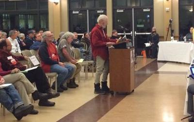 Hundreds object proposed Vancouver oil facility