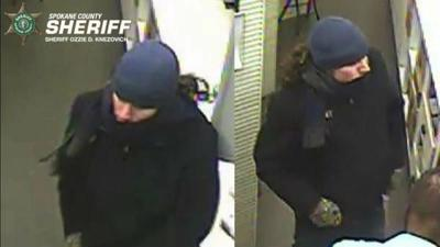 PHOTOS & VIDEO: Crime Stoppers offering $2500 reward for information leading to arrest in robberies