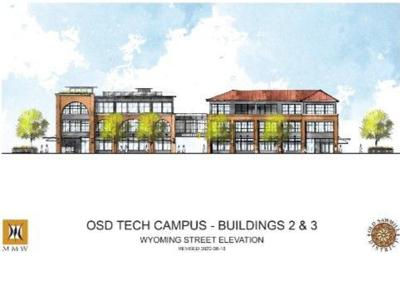 OSD Building Sketch