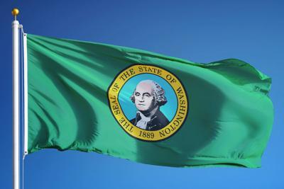 PHOTO: Washington State Flag
