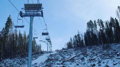 Mt. Spokane Chairlift