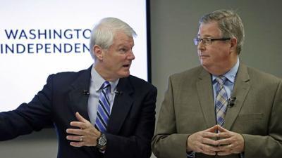 Republican, Democrat launch centrist group in Washington