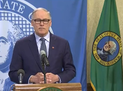 Governor Jay Inslee 4/1/2020