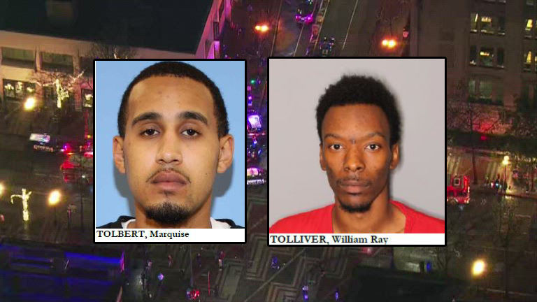 Seattle shooting suspects