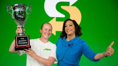 Pullman Subway manager named world's fastest sandwich artist