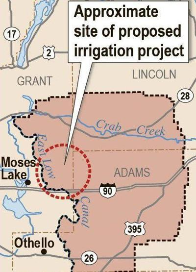 North I-90 Odessa Aquifer Groundwater Project