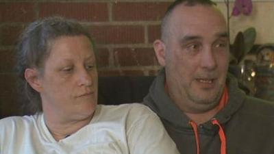 Sins of the Father: Man who gave assistance to girlfriend's killer will get to raise their son