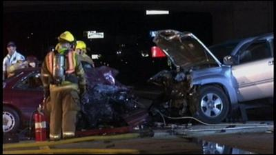 UPDATE: Wrong Way Driver Causes Deadly Crash On I-90