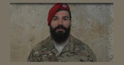 PHOTO: Missing USAF Staff Sgt. Cole Condiff