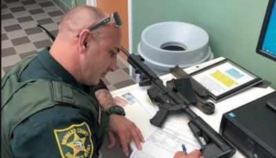 Florida man's Facebook post goes viral after he surrenders his legally owned AR-15