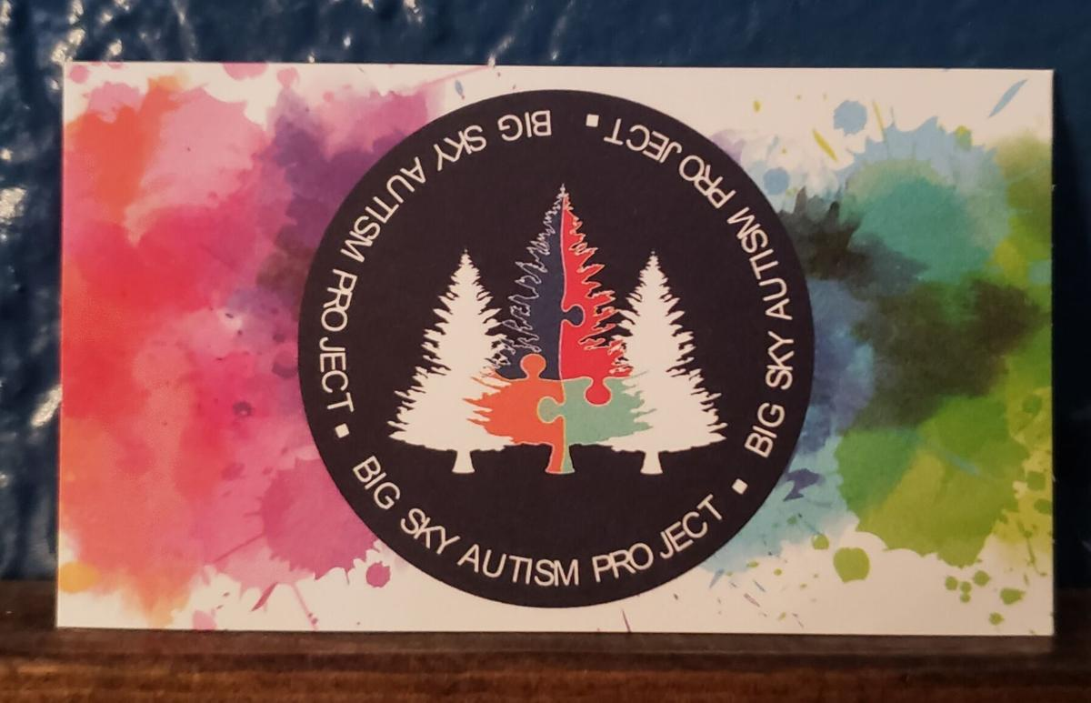 Big Sky Autism Project Logo