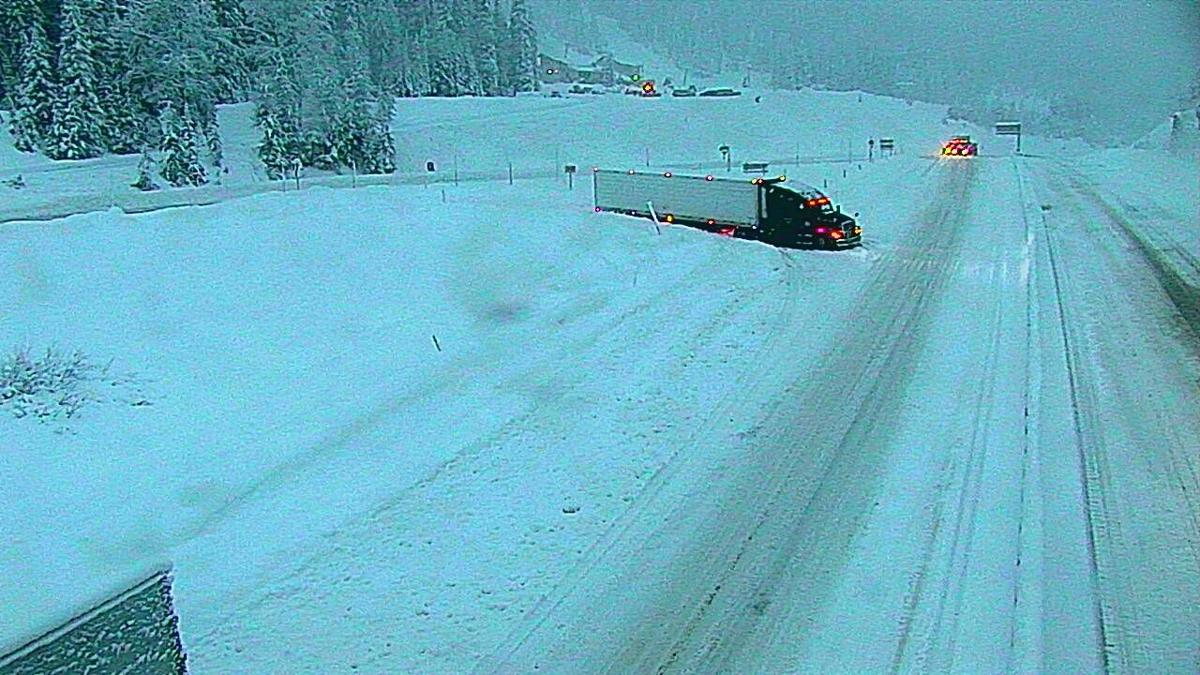Strong winter storm moving into the Inland Northwest with heavy snow, difficult travel conditions