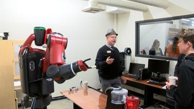 College Class Offered To North Idaho High School Students Gives STEM A Spin
