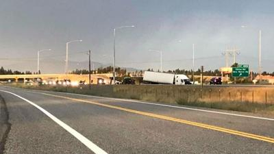 Sandpoint woman killed in crash with semi-truck on Highway 95 near Athol