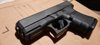 HAND GUN -- VAULT IMAGE