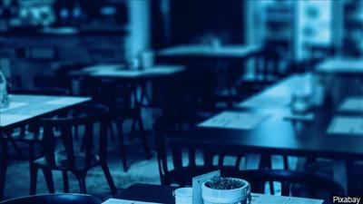 Restaurant background