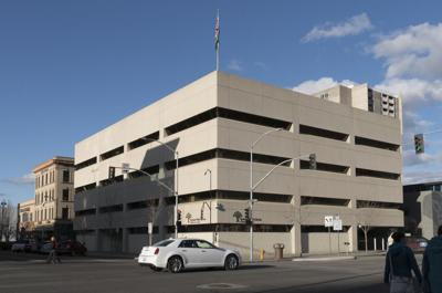 Spokane Public Schools administrative building
