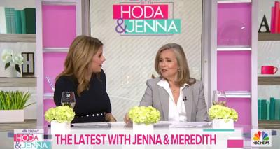 Meredith Vieira talks about her son, and former KHQ Reporter Gabe Cohen's recent engagement