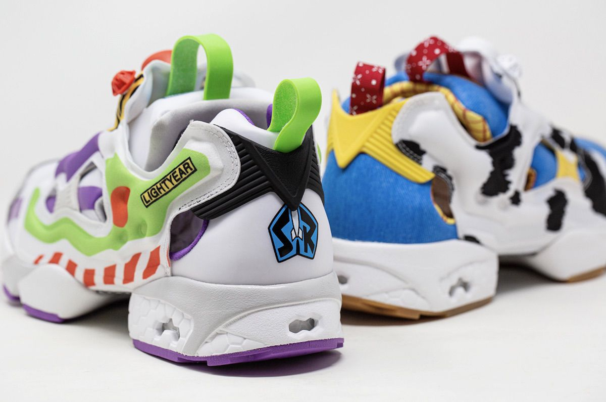 Reebok releases Toy Story inspired