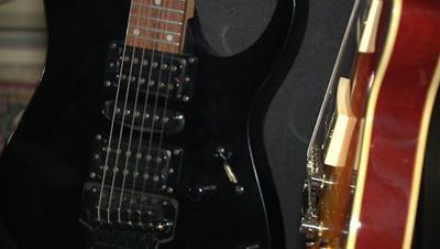 Stolen guitars returned 1 10