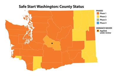 Washington counties phase 2