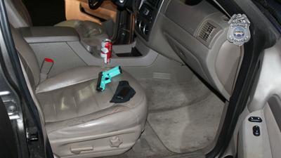 Spokane Police arrest drunk drive-by shooting suspect