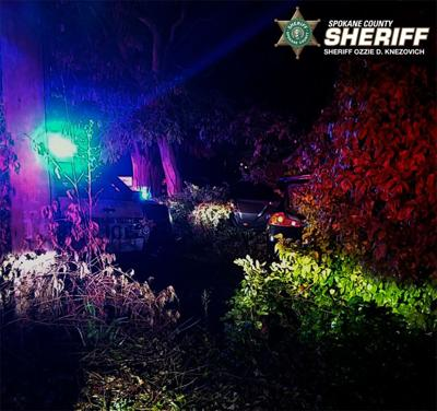 Spokane Valley deputies arrest wanted driver after early morning pursuit