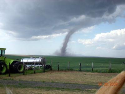 Funnel clouds in Lincoln County on Saturday confirmed as tornadoes