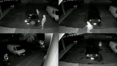 Spokane man fed up with brazen neighborhood property crime
