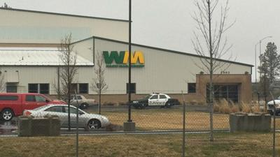 Body discovered at Spokane Waste Management facility brought there by recycling truck