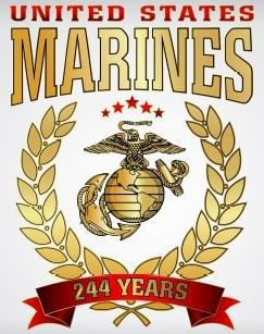 Leathernecks Marine Corps Beartooth Chapter hosts 3rd Annual Marine Corps Birthday Party
